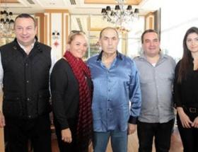Sudi Özkan, İstanbulda eğlence merkezi yapacak