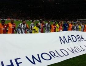 UEFAdan Mandela için tören