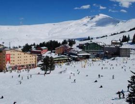 Uludağda kayak sezonu açılıyor