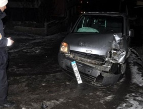 Afyonkarahisarda kaza: 1 ölü, 1 yaralı