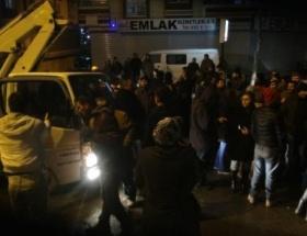Esenyurtta elektrik kesintisi protesto edildi