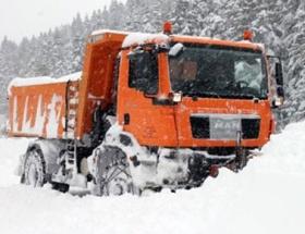 Kastamonuda 487 köy yolu kapalı