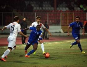 Mersin İdmanyurdu 1-1 Ankaraspor