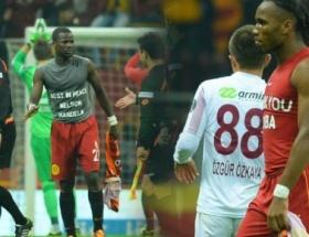 Drogba ve Eboue için karar