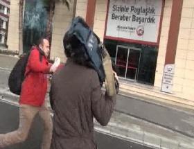 Fatih Belediyesinde çirkin saldırı