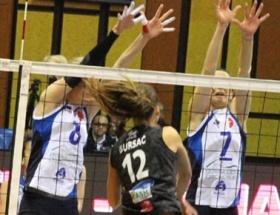 Le Cannet 4-0 Bursa Büyükşehir Belediyespor