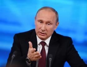 Putine 2 numarayı sordular