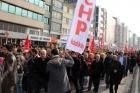 Kadıköyde İstanbul kent mitingi