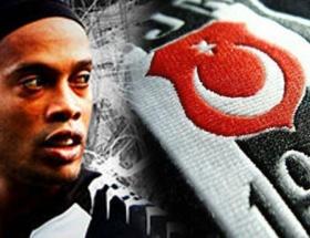 Ronaldinho Beşiktaşta gibi!