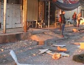 Türkmen ilçede kanlı saldırı önlendi
