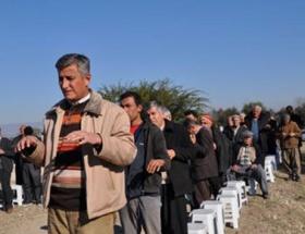 Kırşehirde yağmur duası