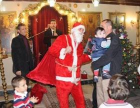 Dalyanda Noel kutlaması