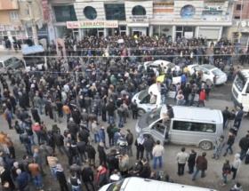 Kadın cinayetleri protestosunda arbede