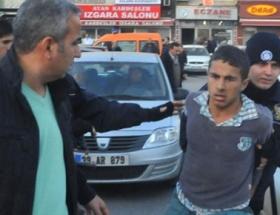 Roman vatandaşlara yıkım gözaltısı