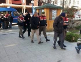 TIRda 5 kaçak yakalandı