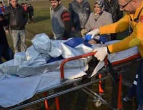 Üzerine kaynar su dökülen çocuk yaralandı