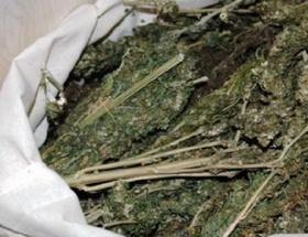 Yastıkla uyuşturucu sevkiyatı yapanlar polise takıldı