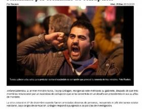 Yolsuzluk soruşturması Meksika basınında