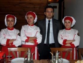 Osmanlı mutfağı Abantta ders oldu