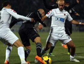 Gençlerbirliği 1-0 Beşiktaş