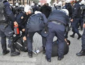Uludere protestosunda 20 gözaltı