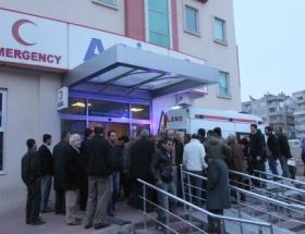 Fatih Hilmioğlu, sağlık kontrolünden geçirildi