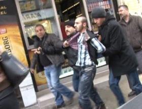 İstanbulda yolsuzluk protestosunda olay
