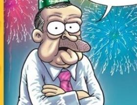 Erdoğanlı yeni yıl kapağı!