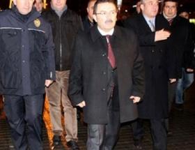 İstanbul Emniyet Müdürü Taksimde