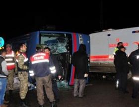 AK Parti Şanlıurfa milletvekili kazada yaralandı