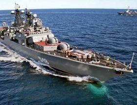 Rus donanmasına 40 gemi