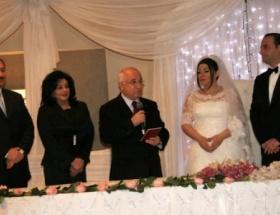 Cemil Çiçek nikah şahitliği yaptı