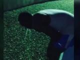 Usain Bolt şaşırttı!