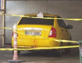 Kan donduran taksici cinayeti!