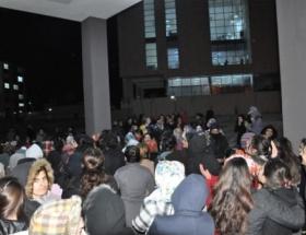 Bingölde öğrenciler eylem yaptı
