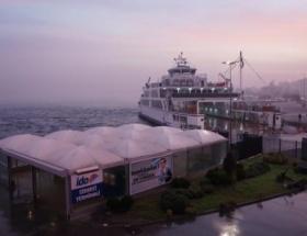 İstanbulda sis sabah saatlerinde etkisini kaybetti
