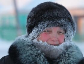 Yok böyle soğuk hava!