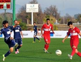 PTT 1. Lig Karması 2-0 Gaziantep BB