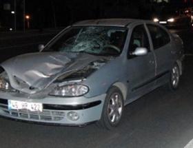 Kahramanmaraşta trafik kazası: 1 ölü