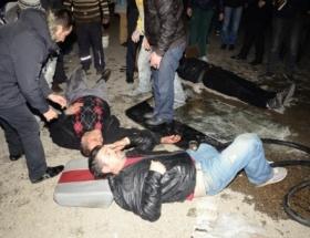 Kocaelinde kaza: 19 yaralı