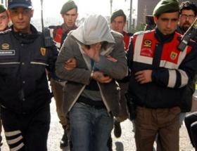 Tüp hırsızları tutuklandı