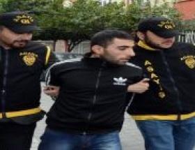 10 lira gaspa 20 yıl hapis