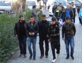 Silahlı saldırıda bulunan zanlı tutuklandı