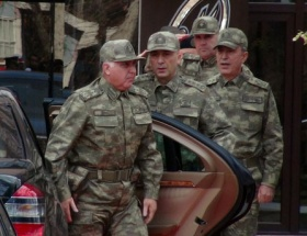 Kuvvet komutanları Malatyada