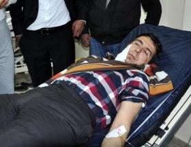Avukatı yaralayan şüpheli tutuklandı