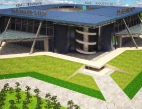 TOKİ, Diyarbakıra stad inşa edecek