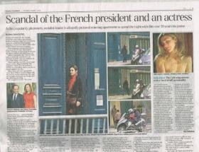 Hollandenin aşk skandalı büyüyor