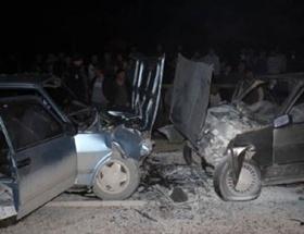 Korkutelide kaza: 3 ölü, 5 yaralı