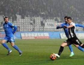 Manisaspor 0-1 Ankaraspor