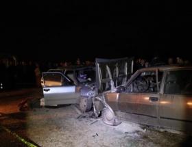 Simavda kaza: 4 yaralı